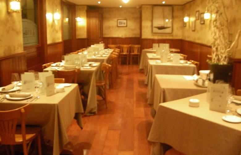 Sercotel Jauregui - Restaurant - 24