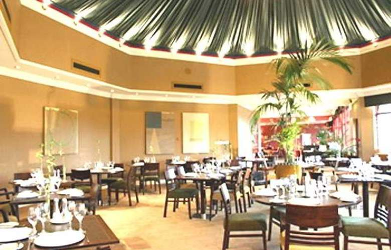 The Westerwood Hotel & Golf Resort - QHotels - Restaurant - 5