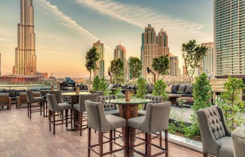 Taj Dubai - Terrace - 50