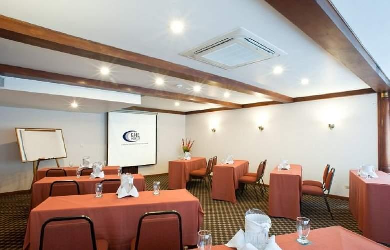 GHL Hotel Comfort El Belvedere - Conference - 3