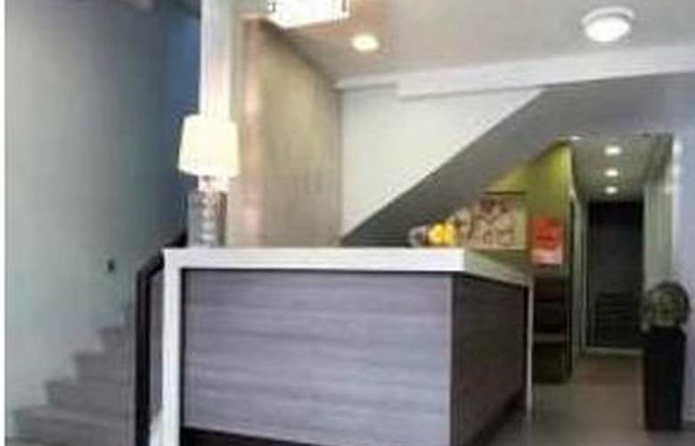 Lorenzzo Suites Hotel - Hotel - 4