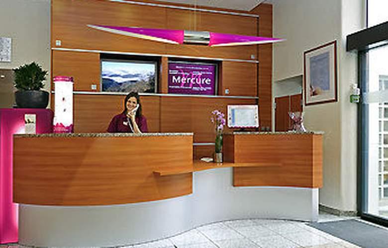 Mercure Epinal Centre - Hotel - 0