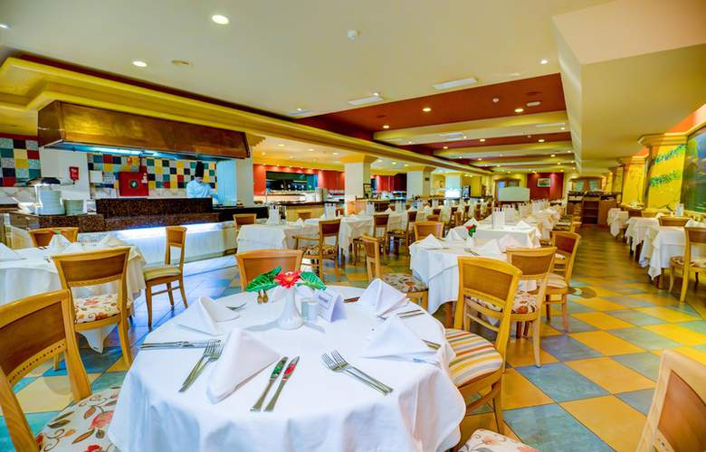 SBH Crystal Beach - Solo Adultos - Restaurant - 3