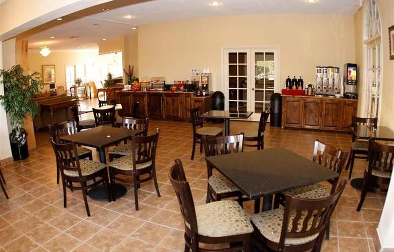Best Western Hill House - Restaurant - 61