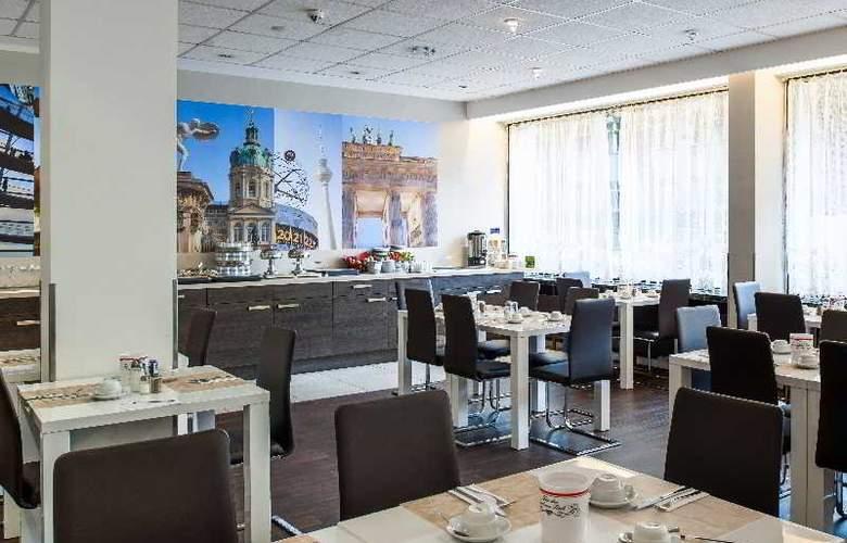 Novum Hotel Franke am Kurfürstendamm - Restaurant - 11