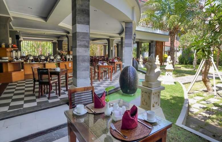 Puri Saron Seminyak - Restaurant - 20