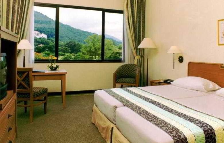 Vistana Hotel Kuala Lumpur - Room - 5