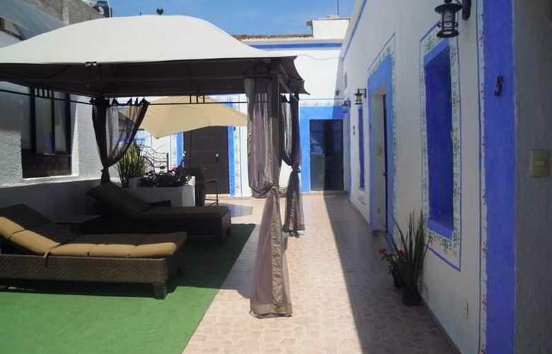 Hotel & Spa Mansion del Burro Azul - Hotel - 6