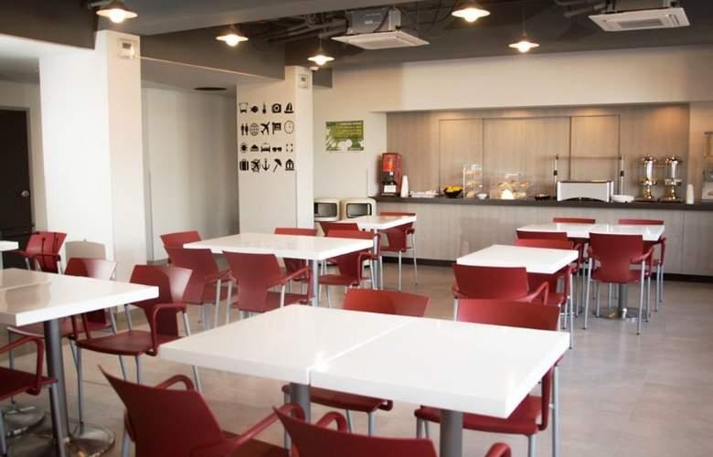 City Express Junior Ciudad del Carmen Isla de Tris - Restaurant - 9