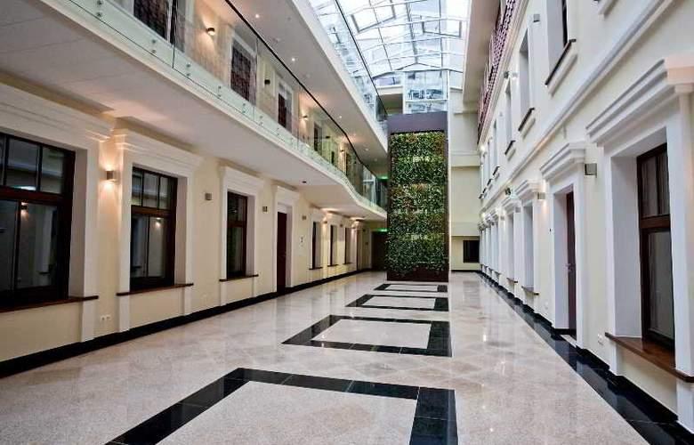 Amberton Cathedral Square Hotel Vilnius - General - 10
