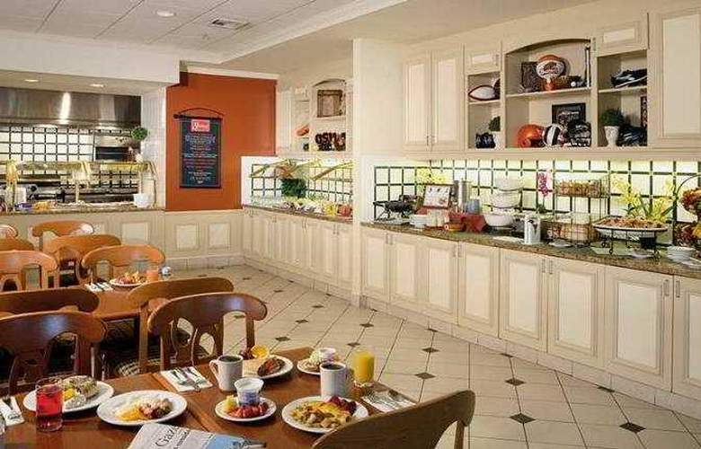 Hilton Garden Inn Corvallis - Restaurant - 2
