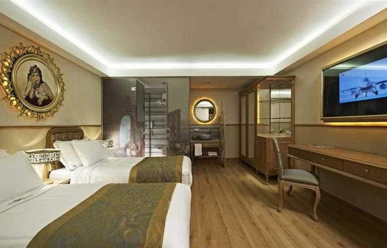 Sultania Hotel - Room - 4
