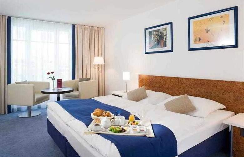 Mercure Hotel am Franziskaner Villingen Schwenningen - Room - 1