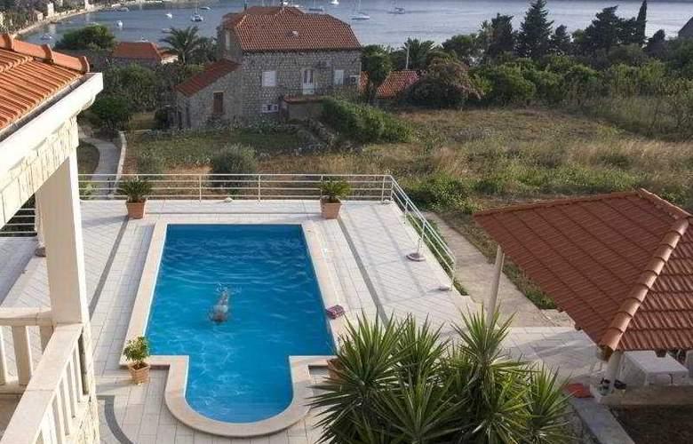 Villa Vilina - Lopudski Dvori - Pool - 7