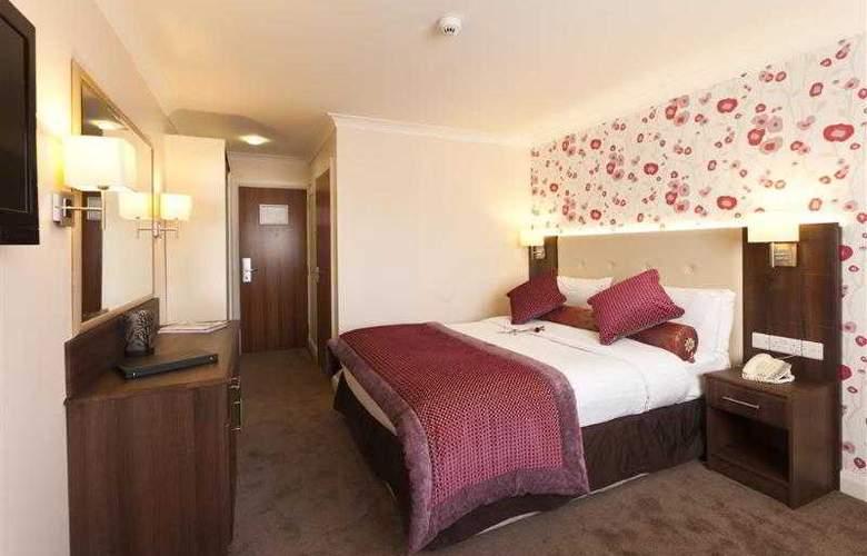 Best Western White Horse Derry - Hotel - 28
