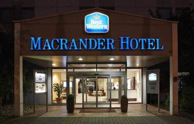 Best Western Macrander Frankfurt Kaiserlei - Hotel - 2