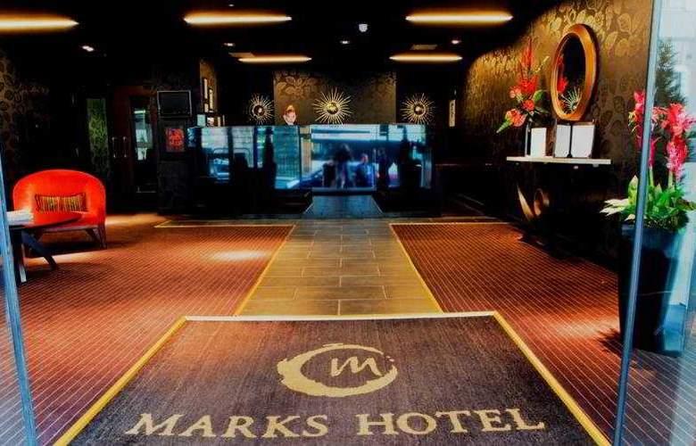Marks Hotel - General - 2