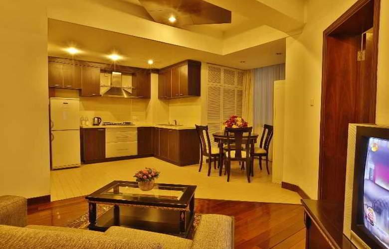 Rayfont Hongqiao Hotel & Apartment Shanghai - Room - 7