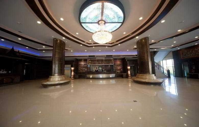 Ruean Phae Royal Park Hotel - Hotel - 0