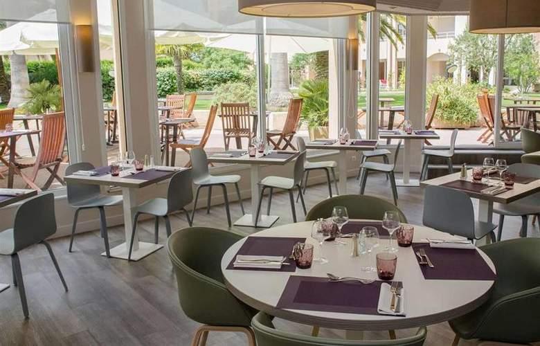 Mercure Thalassa Port Fréjus - Restaurant - 78