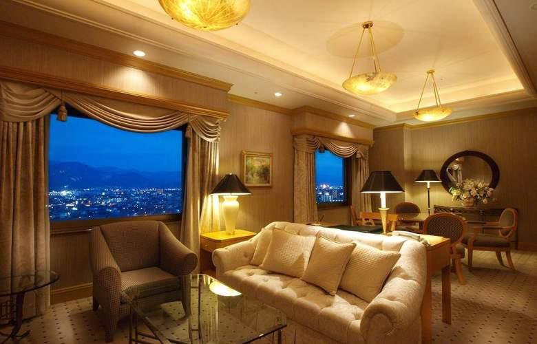 Hotel Metropolitan Nagano - Room - 6
