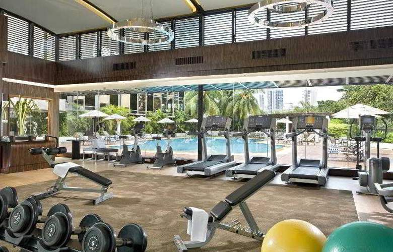 Sheraton Towers Singapore - Sport - 67