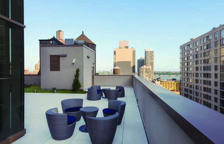 Homewood Suites Midtown Manhattan - Terrace - 29