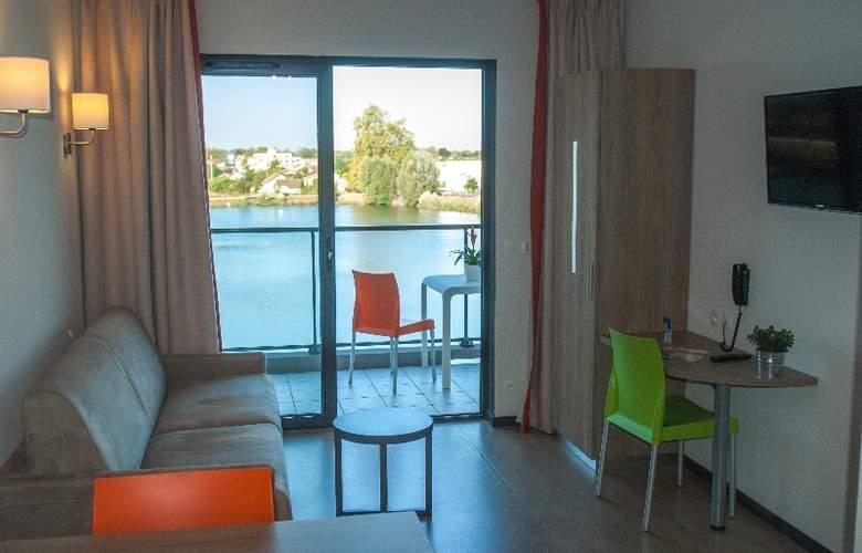 Mer et Golf Appart-Hotel Bordeaux Lac - Bruges - Room - 28