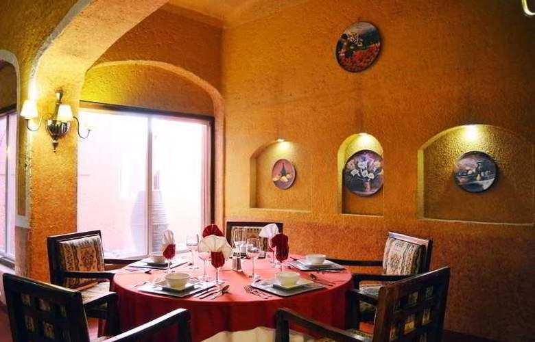 Villas Arqueologicas Cholula - Restaurant - 40