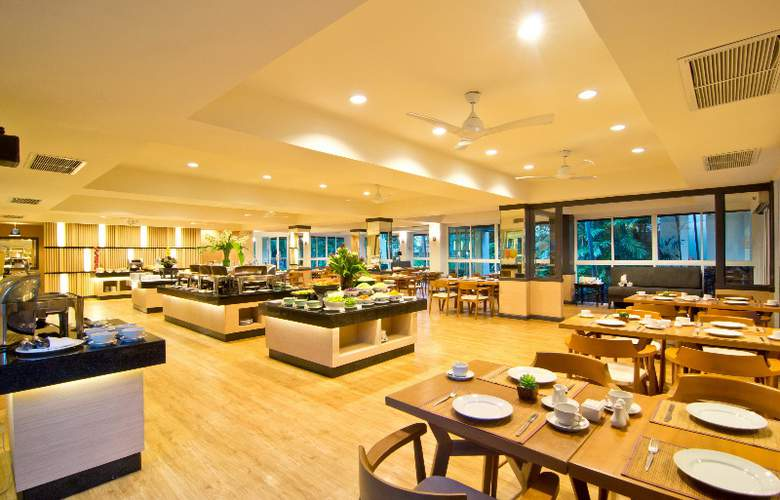 Green Park Resort - Restaurant - 18