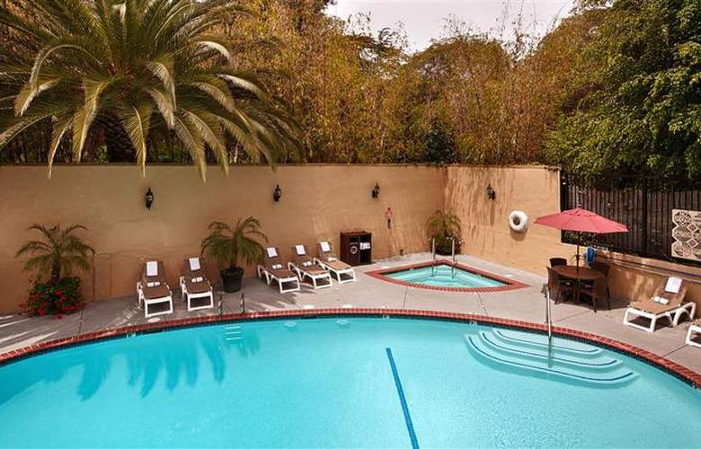 Best Western Hollywood Plaza Inn - Pool - 77