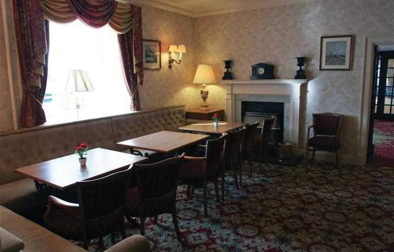 Best Western Strathaven Hotel - Hotel - 45