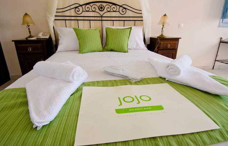 Jojo Beach Hotel & Bar - Room - 6