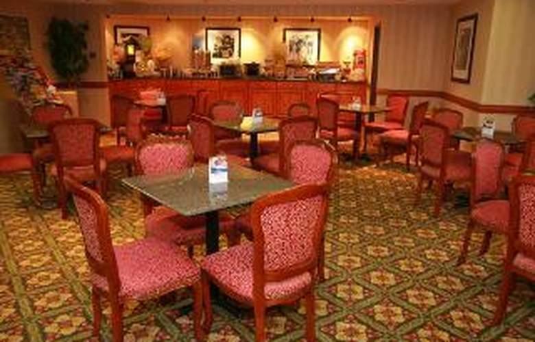 Hampton Inn Detroit/Warren - Restaurant - 7