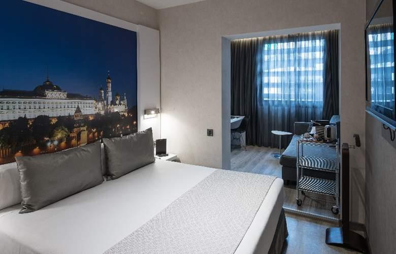 Catalonia Gran Via BCN - Room - 1