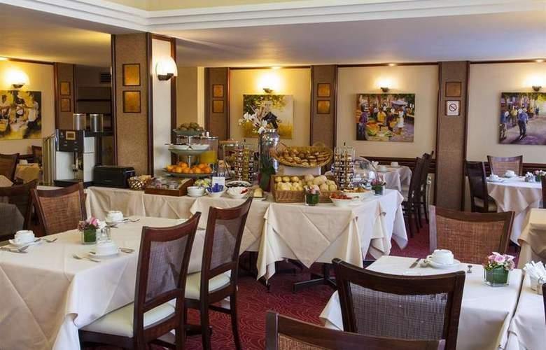 Best Western Carlton - Restaurant - 10