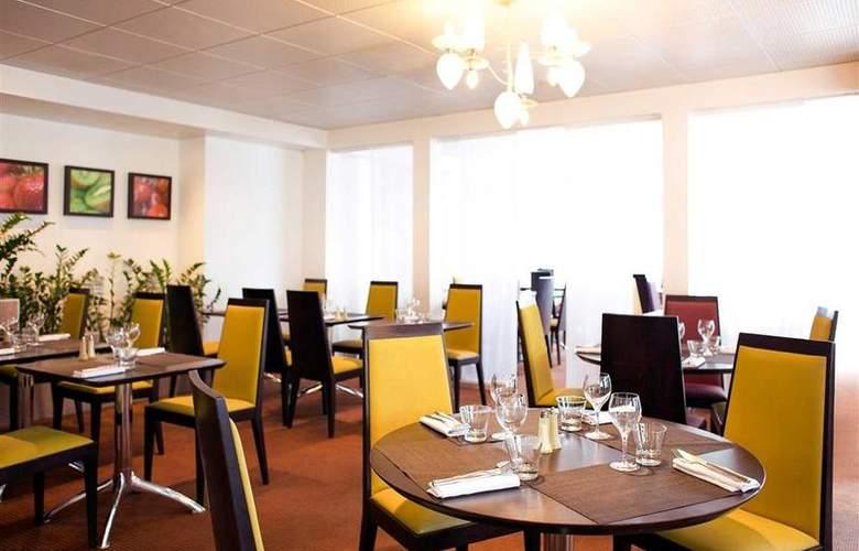 Novotel Annecy Centre Atria - Restaurant - 78