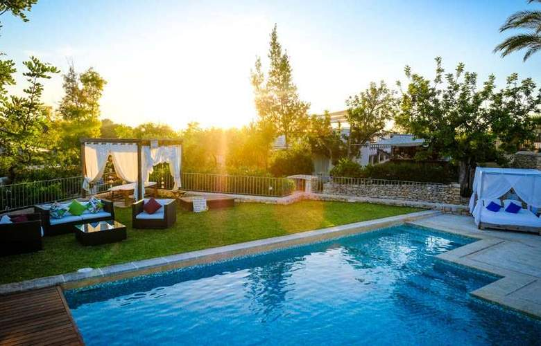 Can Lluc Boutique Country Hotel & Villas - Pool - 23
