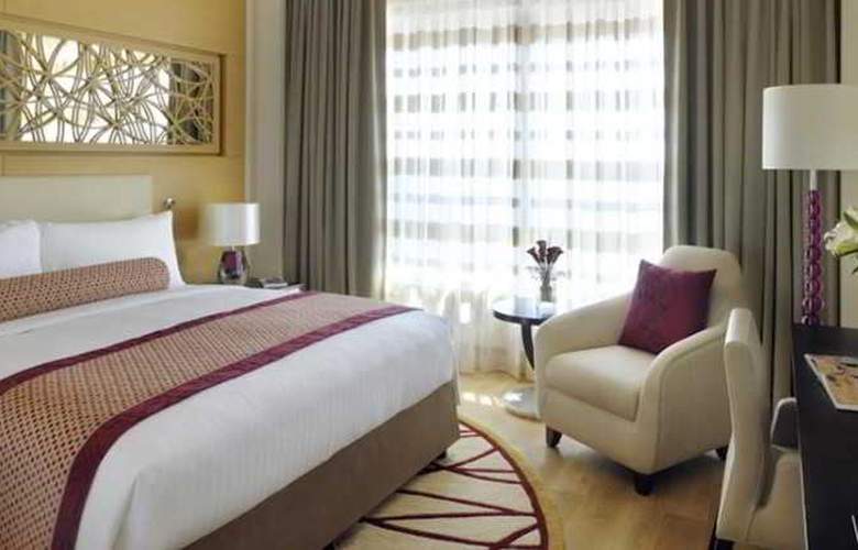 Marriott Executive Apartments Dubai Al Jaddaf - Room - 8