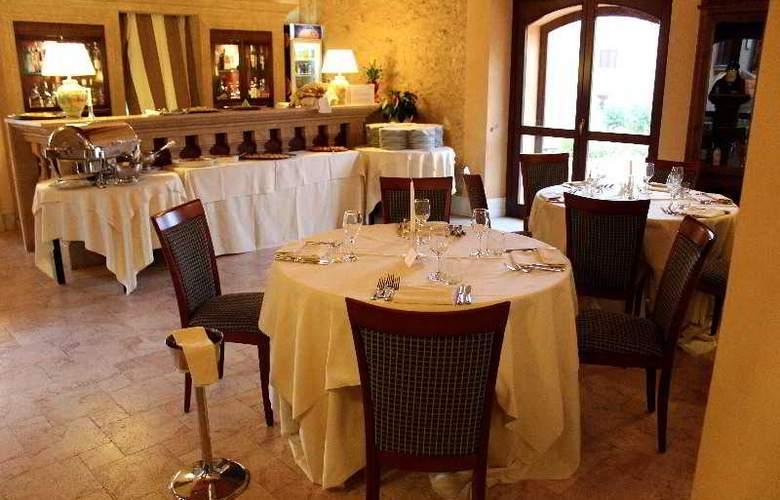 Baglio Oneto Dei Principi Di San Lorenzo - Restaurant - 11