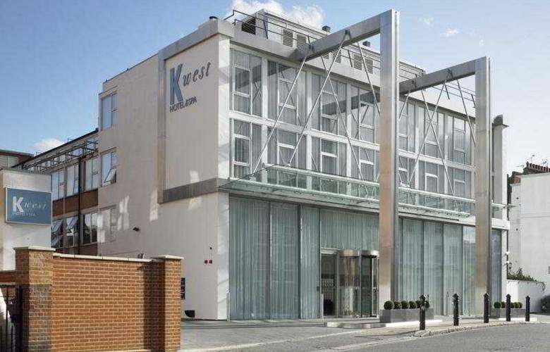 K West Hotel & Spa - Hotel - 9