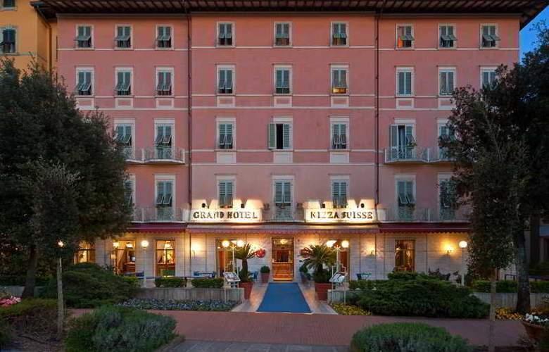 Grand Hotel Nizza e Suisse - Hotel - 0