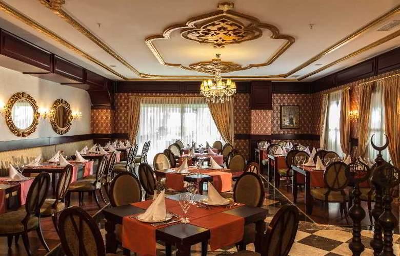 Adalya Resort Spa Hotel - Restaurant - 29