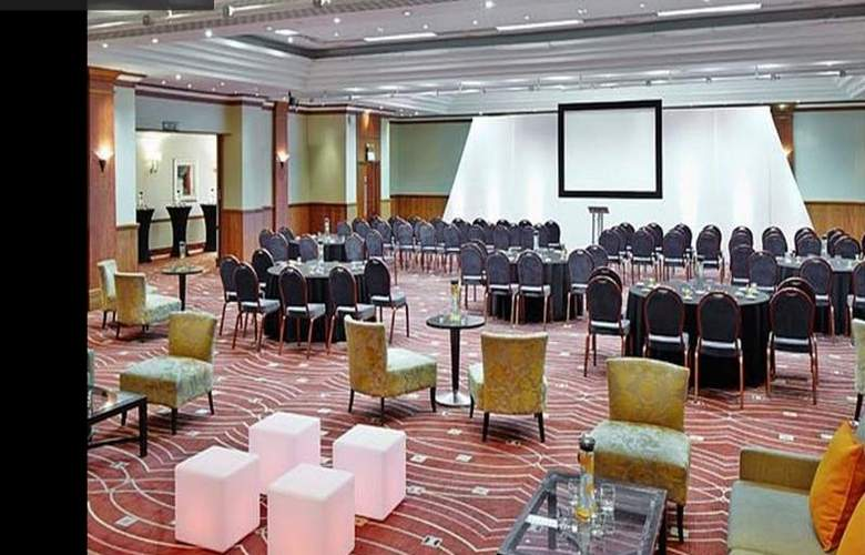 Newcastle Metrocentre Marriott - Conference - 10
