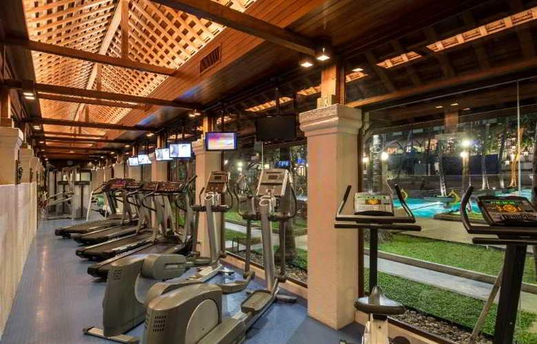 Chatrium Royal Lake Yangon - Sport - 48
