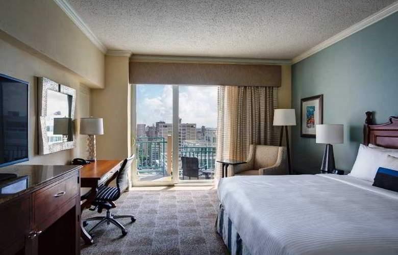San Juan Marriott Resort & Stellaris Casino - Room - 9
