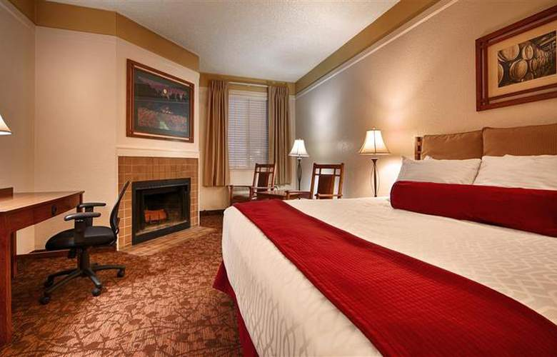 Best Western Sonoma Valley Inn & Krug Event Center - Room - 101