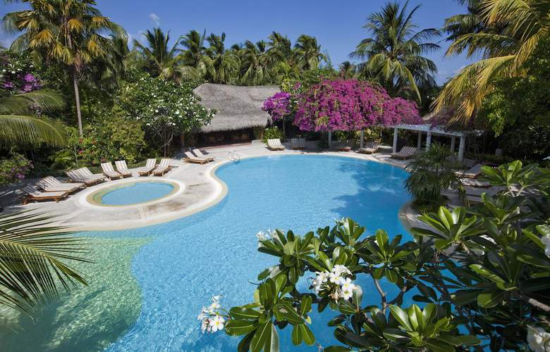Kuramathi Island Resort - Pool - 25
