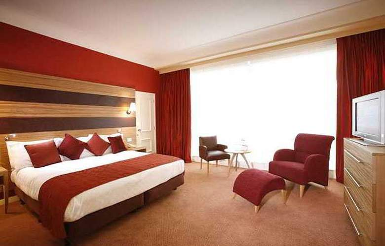 Crowne Plaza Nottingham - Room - 4