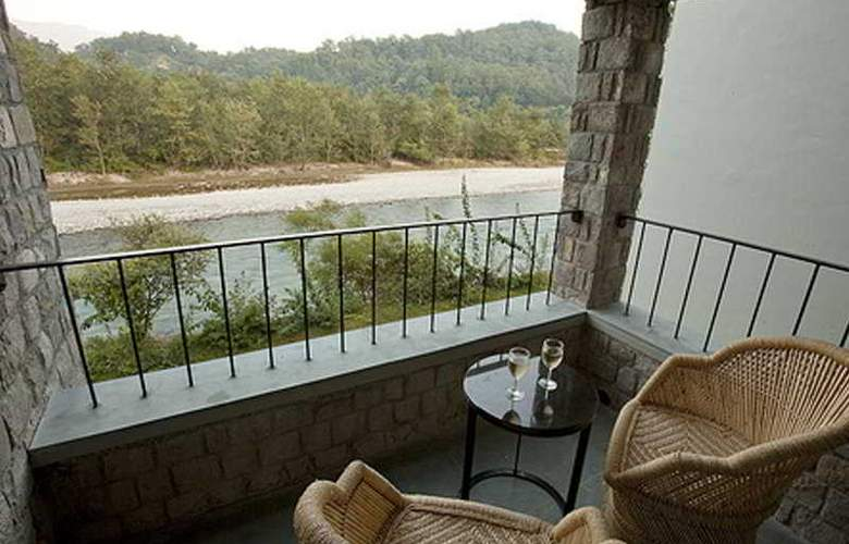 Club Mahindra Nature Trails - Terrace - 7